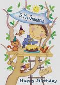 GRANDSON-TREE HOUSE